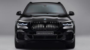 Fotos: BMW X5 VR6 Protection blindado