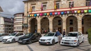 Fotos: VII Ruta EVO por Cantabria, Parte I