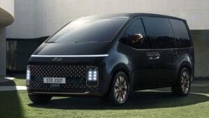 Fotos: Nuevo Hyundai Staria