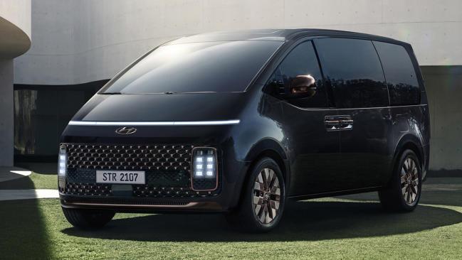 Nuevo Hyundai Staria 2021: un monovolumen de corte futurista con capacidad para hasta 11 ocupantes