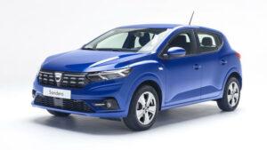 Fotos: Dacia Sandero 2021