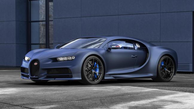 Bugatti Chiron Sport «110 Ans Bugatti»: el mejor tributo a Francia