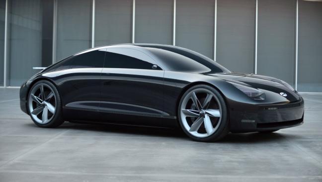 Hyundai Prophecy concept 2020: una mirada al futuro