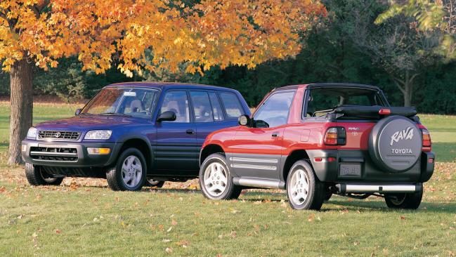 Toyota RAV4 1º generación (1995-2000)