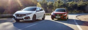 Honda Civic 2017 a prueba