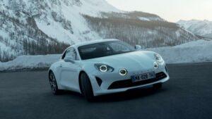 Fotos de los Alpine A110 Pure y Legende