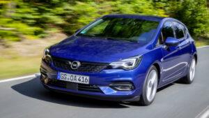 Fotos: Prueba del nuevo Opel Astra
