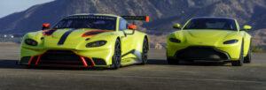 Fotos del Aston Martin Racing Vantage GTE 2018