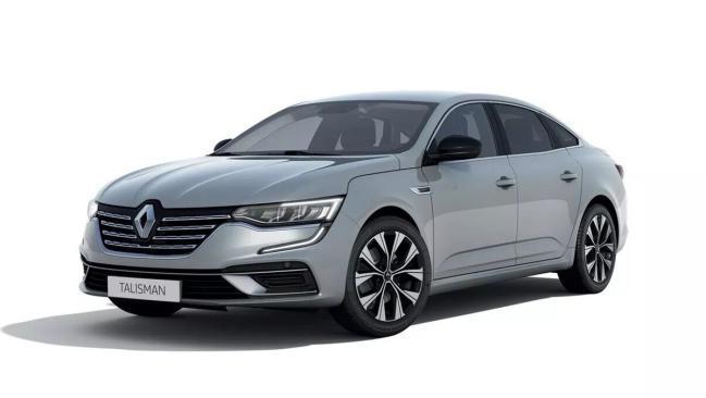 Fotos: Renault Talisman Limited 2021