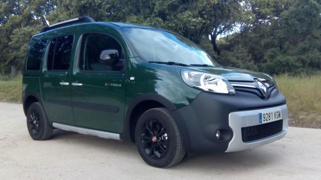Renault Kangoo: toda la información