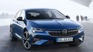 Fotos del Opel Insignia 2020 restyling