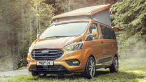 Fotos del Ford Transit Custom Nugget Camper