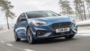 Fotos del Ford Focus ST 2019