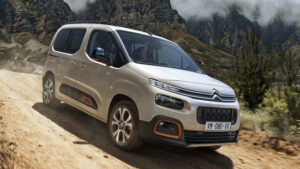 Fotos: Citroën Berlingo 2021
