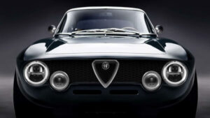 Fotos: Alfa Romeo Giulia GTElectric