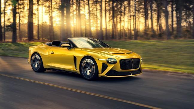 Fotos: Bentley Balacar 2020