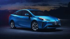 Fotos del Toyota Prius 2019