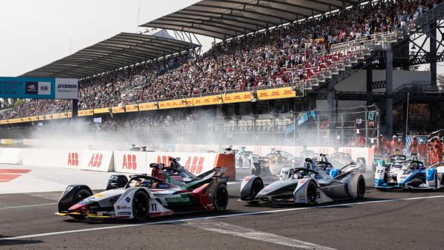 Fotos de la Fórmula E: México 2019