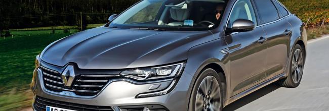 Renault Talisman: una berlina moderna y funcional