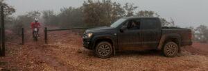 Fotos de la prueba del Volkswagen Amarok V6 TDI