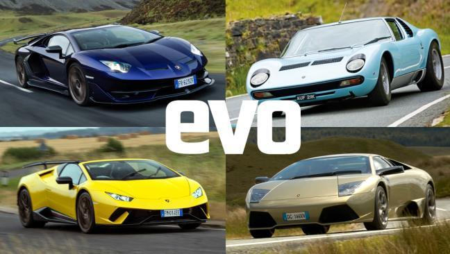 Fotos: los 10 mejores Lamborghini de la historia