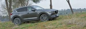 Fotos de la prueba del Mazda CX-5 2017
