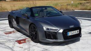 Fotos del Audi R8 Plus Roadster