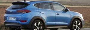 Fotos de Tucson y Santa Fe, SUVs de Hyundai
