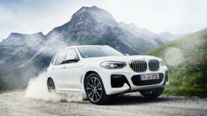 Fotos del BMW X3 xDrive30e