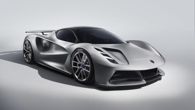 Lotus Evija: un supercoche eléctrico con 2.000 CV
