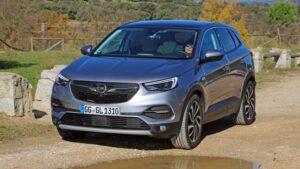 Fotoprueba del Opel Grandland X 2.0 Turbo D Ultimate