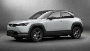 Fotos del Mazda MX-30