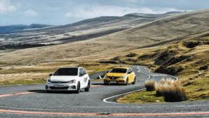 Fotos del Renault Mégane R.S.Trophy vs. Volkswagen Golf GTI TCR