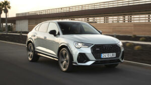 Fotos: Audi Q3 Sportback a prueba