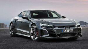 Fotos: Audi RS e-tron GT 2021