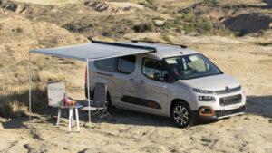 Fotos del Citroën Berlingo Tinkervan