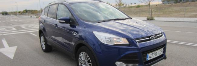 Prueba usado: Ford Kuga 2.0 TDCI con 39.000 km, ¿merece la pena?