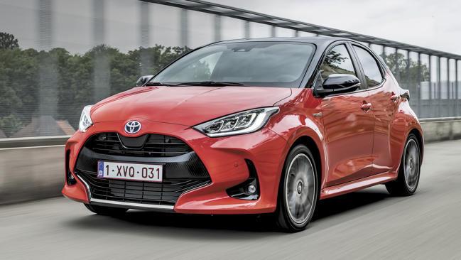 Prueba Toyota Yaris 120H Style Premiere 2021: ¿cómo va el coche del año?