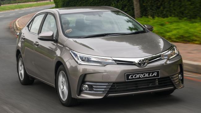 Los 30 coches más vendidos en el mundo en 2018