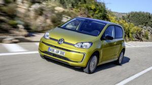 Fotos: Prueba Volkswagen e-up! 2020