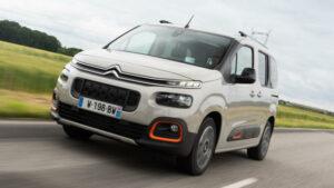 Fotos de la prueba del Citroën Berlingo Multispace