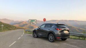 Fotos: el Mazda CX-5 a prueba por las carreteras de Cantabria
