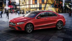 Fotos del Mercedes-Benz Clase A L Berlina