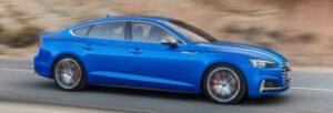 Fotos del Audi A5 Sportback 2017