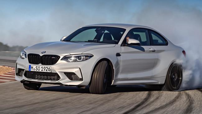 BMW M2 Competition, así es el mejor embajador de BMW Motorsport