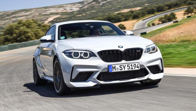 Probamos el BMW M2 Competition… otra vez porque es muy bueno