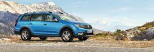 Fotos del Dacia Logan MCV Stepway