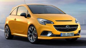 Fotos del Opel Corsa GSI