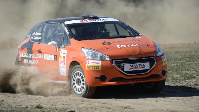 Arranca la segunda edición de la Peugeot Rally Cup Ibérica