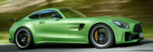 Fotos del Mercedes AMG GT-R